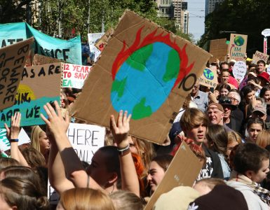 We won't stop striking until our climate is protected